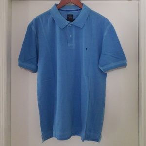 Jaggy Blue Polo NWOT
